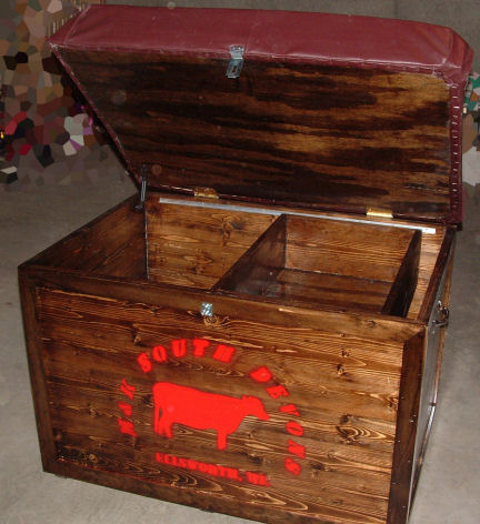 Free wooden tack trunk plans ~ Sepala